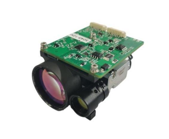 ZIP LRF series Laser Rangefinder Measure Distance Ranging Up to ≥20Km RS422/RS232/TTL Optional